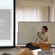 資源と通貨の連動性を説明する吉中講師